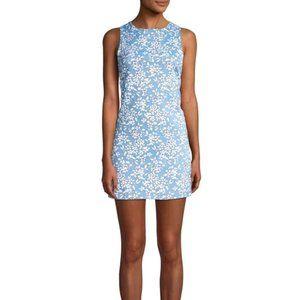Alice + Olivia Clyde Dress in Cornflower Blue
